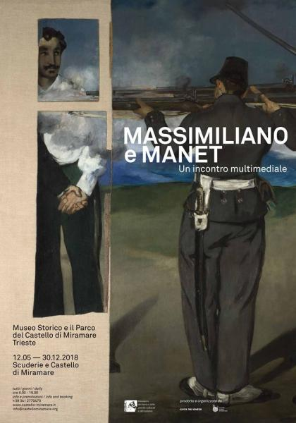 Massimiliano e Manet. Un Incontro Multimediale